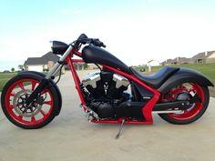 Love this bike! 2012 or 13 Honda Fury