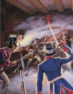 Mexican Army, Mexican American War, Troops, Soldiers, Texas Revolution, Davy Crockett, Army Uniform, The Grim, Historical Architecture