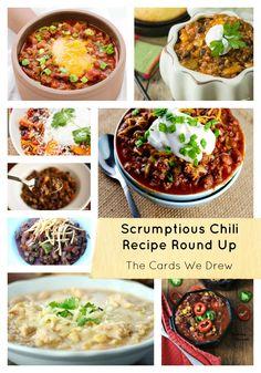 Amazing chili ideas!