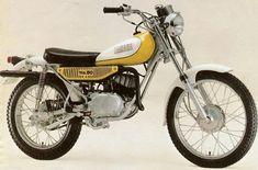 Yamaha TY 50