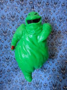 *OOGIE BOOGIE ~ The Nightmare Before Christmas, 1993.... Ornament by SFMissionFinds