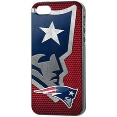 NFL Dual Protector Case for Apple iPhone 5/5S/SE - New England Patriots