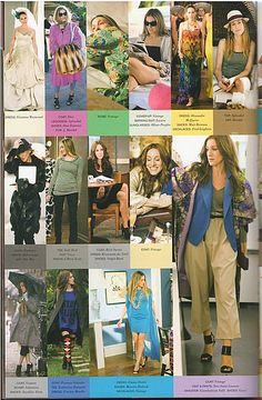 SATC - Carrie's fashion - a breakdown