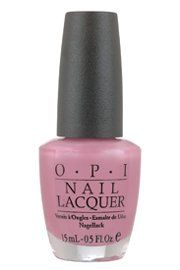 OPI Nail Lacquer, Aphrodites Pink Nightie, 0.5