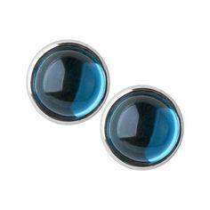 Women Earrings Sweetie Xs Candy Gems Blue Topaz Stud