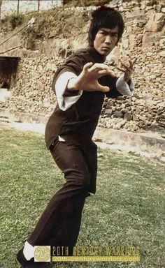 Enter The Dragon, Martial Artists, Action Film, Film Director, Bruce Lee, Kung Fu, Karate, The Beatles, The Man
