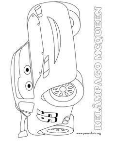 disney cars zum ausmalen 04 | kinderparty | pinterest | ausmalen, ausmalbilder und malvorlagen