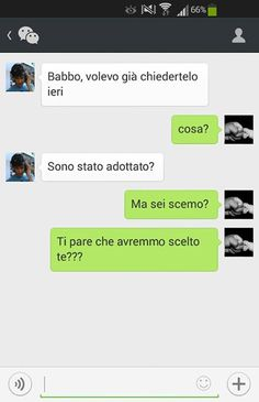 We chat 9 Funny Chat, Haha Funny, Funny Video Memes, Funny Quotes, Funny Twilight, Lol Text, Italian Memes, Sarcasm Humor, Funny Messages