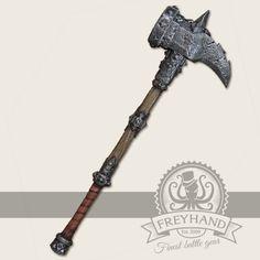 Freyhand - Finest battle gear