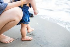We know that the idea of taking your baby to the beach for the first time can be exciting as well as intimidating. A baby's first time at the beach is a complete experience. Being well prepar…