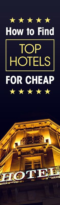 Find the cheapest hotels!  Airfarewatchdog helps you save money when you book your next hotel- so you always get the best deal.