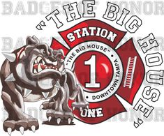 "4cfc343a0 Tampa Fire Station No:1, Downtown, Tampa, Florida, USA. ""The Big House"""