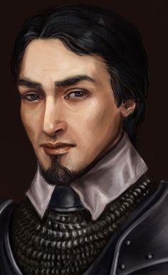 Garion Inverick by Neferu