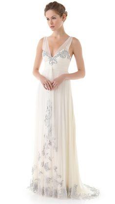 Catherine Deane Godiva Gown