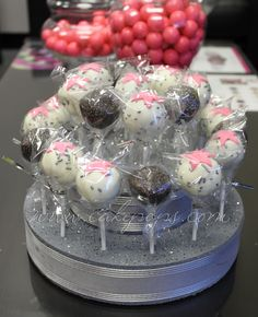 Candy's Cake Pops: More Cake Pop Party Displays !