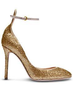 Valentino Garavani pump, neimanmarcus.com via Harper's Bazaar