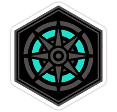 Explorer Onyx Medal- Sticker by BertaJo