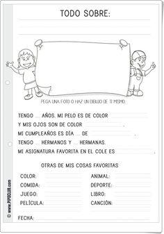 Conociéndonos (Presentación personal en español e inglés de Pipoclub.com)