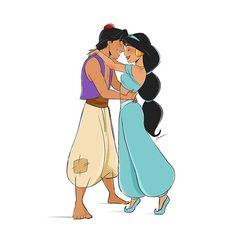 Disney Movie Characters, Disney Films, Disney Pixar, Walt Disney, Disney Jasmine, Aladdin And Jasmine, Disney Perfume, Disney Artists, Disney Love