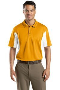 Sport-tek side blocked micropique sport-wick polo shirt #Athletic Wear #apparel from adimageonline.com...