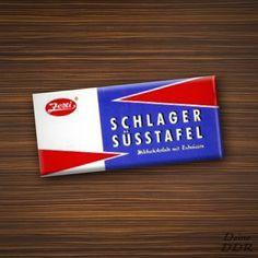 Kindheit in der DDR. Aber lecker fand ich sie nicht.
