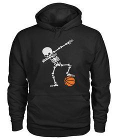 Dab Dabbing Skeleton Football Basketball