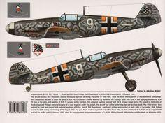 Bf 109 F-2 II/JG 54