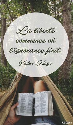 La liberté selon Victor Hugo