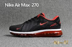 70f8b77ea Nike 270 KPU NIKE270 KPU MAX 270 KPU Men Black Red 40-47. Mens Running