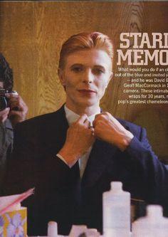 David Bowie!!!!