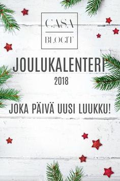 CASA Blogit Joulukalenteri