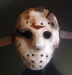 Replica jason mask parte 9.