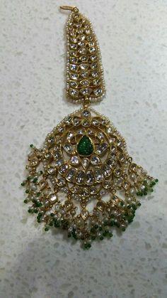 Die Silberschmuck Boot - All You Need to Know Pakistani Jewelry, Indian Wedding Jewelry, Indian Jewelry, Bridal Jewelry, Traditional Indian Jewellery, Indian Bridal, Antique Jewellery Designs, Jewelry Design, Tika Jewelry