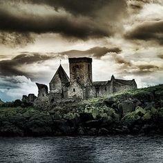 Macbeth on Inchcolm Island - Edinburgh  Festival.  Gotta go, right?
