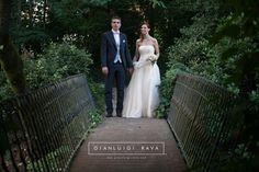 """Elettra Gastaldi e il suo """"Lui"""" immersi nel verde...  #NicoleBrides #Nicole #NicoleSpose #Wedding #WeddingDresses"""