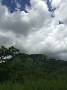 Landscape mountains of PR POnce