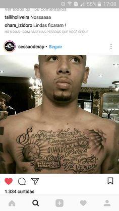 8df0ce613f Nova tatuagem de Neymar