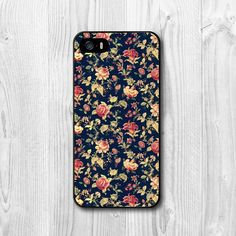 Floral iPhone 5c case