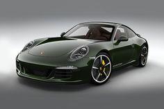 Porsche 60th Anniversary 911 Club Coupe | Hypebeast