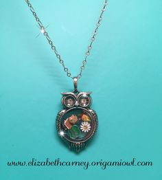 Girl Scout cookie locket
