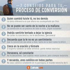 Infografía: 7 consejos para tu proceso de conversión