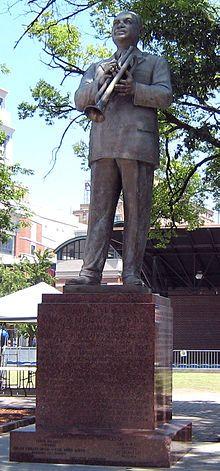 W. C. Handy - Beale Street Memphis Tennessee