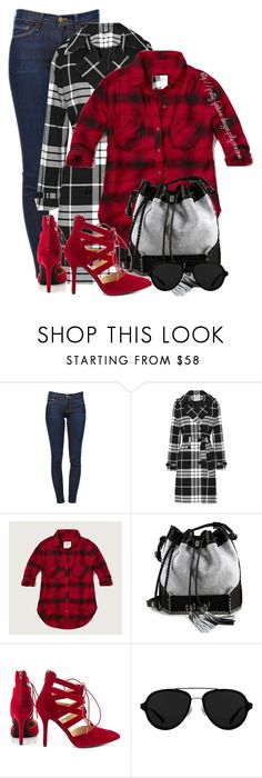 """~ 💕 Lace It Up Pump 💕 ~"" by pretty-fashion-designs ❤ liked on Polyvore featuring Frame, MICHAEL Michael Kors, Abercrombie & Fitch, Carianne Moore, Shoe Republic LA and 3.1 Phillip Lim"