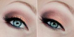 Dressed in Mint: make up. - Sleek RESPECT / pierwsze podejście