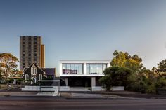 Southport Uniting Church – C Kairouz Architects Open Space Office, Office Space Design, Workplace Design, Church Office, Water Storage Tanks, Server Room, Community Space, Education Architecture, Southport
