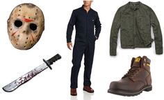 Jason Voorhees Outfit Ideas - Just Crumbs Cakes