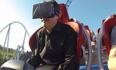 Roller Coasters Have Gone Virtual Reality! – University Professor With Students Help Creates A Virtual World To Experience During Your Ride! Virtual World, Virtual Reality, University Professor, Has Gone, Roller Coasters, Students, Internet, Videos, Roller Coaster