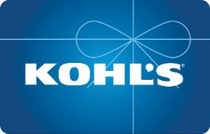 Kohl's Gift Card | GiftCards.com® Official