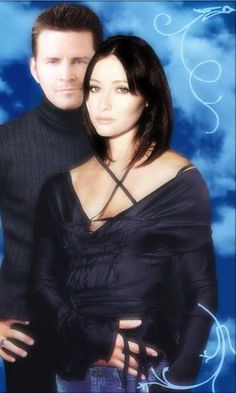 Andy & Prue (Charmed) - I hated when Prue died on the show.  She was the glue that held the others together.