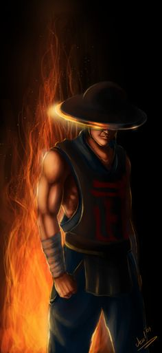 New Challenger -- Kung Lao by B--Orchid on deviantART